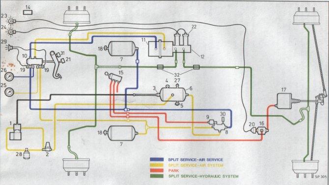 84 cj7 light wiring diagram