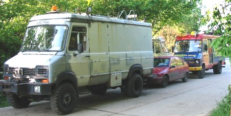 Wonderful Iveco Daily 4x4 Camper  FiveinaboxdeIveco Turbo Daily 4x4