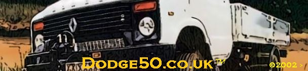 logo dodge50.co.uk